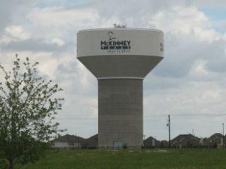 Mckinney Texas tower